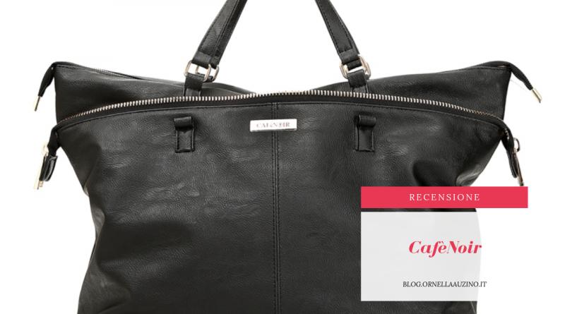 finest selection 3f7bd 0f84a Ho comprato una borsa CAFÈ NOIR. La mia opinione e la ...