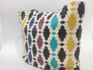 borsa pattern thetravellove bag
